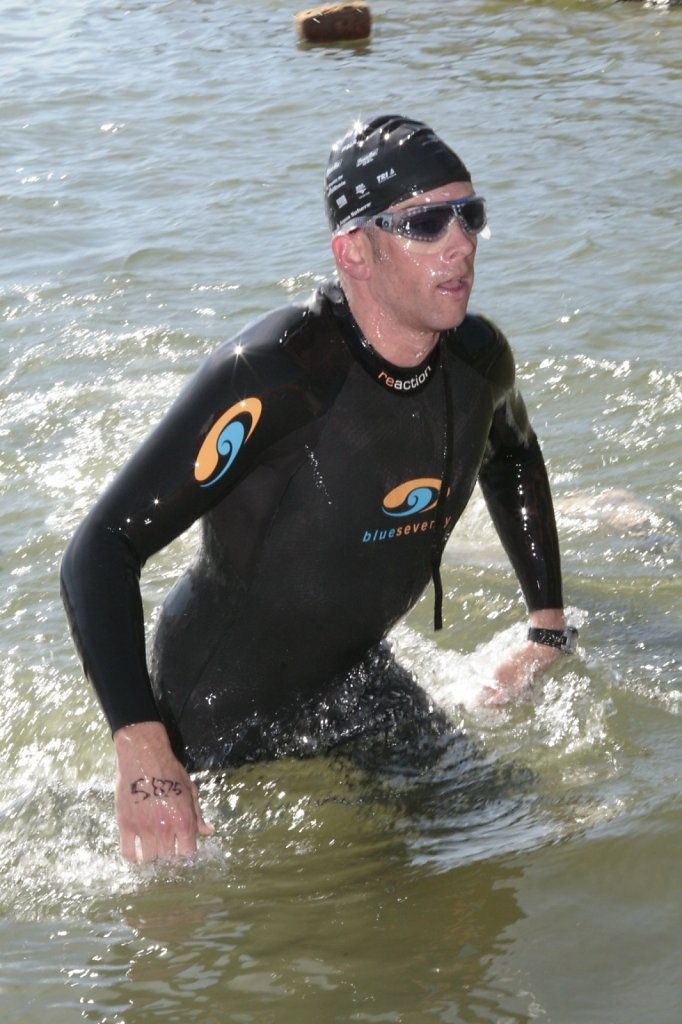 May 2, 2010 - Wildflower Triathlon