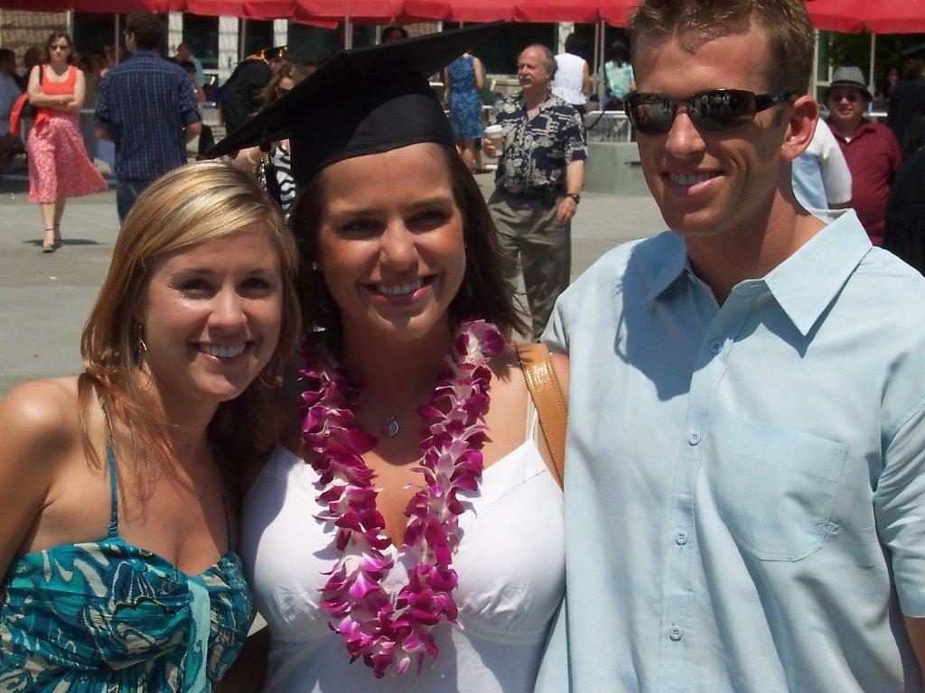 20080614 - Nathalie's Graduation