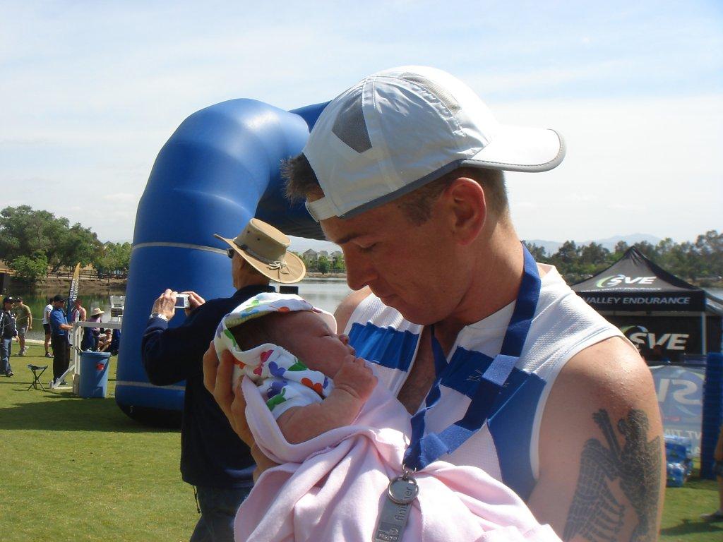 May 23, 2011 - More Luella, Triathlon, Baby Geese