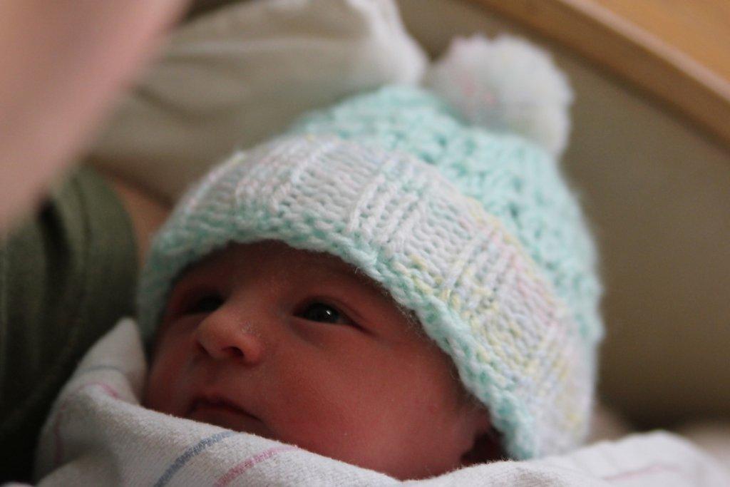 Jacob's Birth 2/25/14