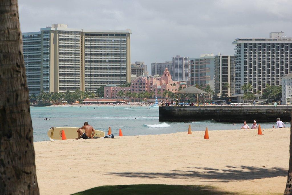 Day 5 - Waikiki, Diamond Head Crater