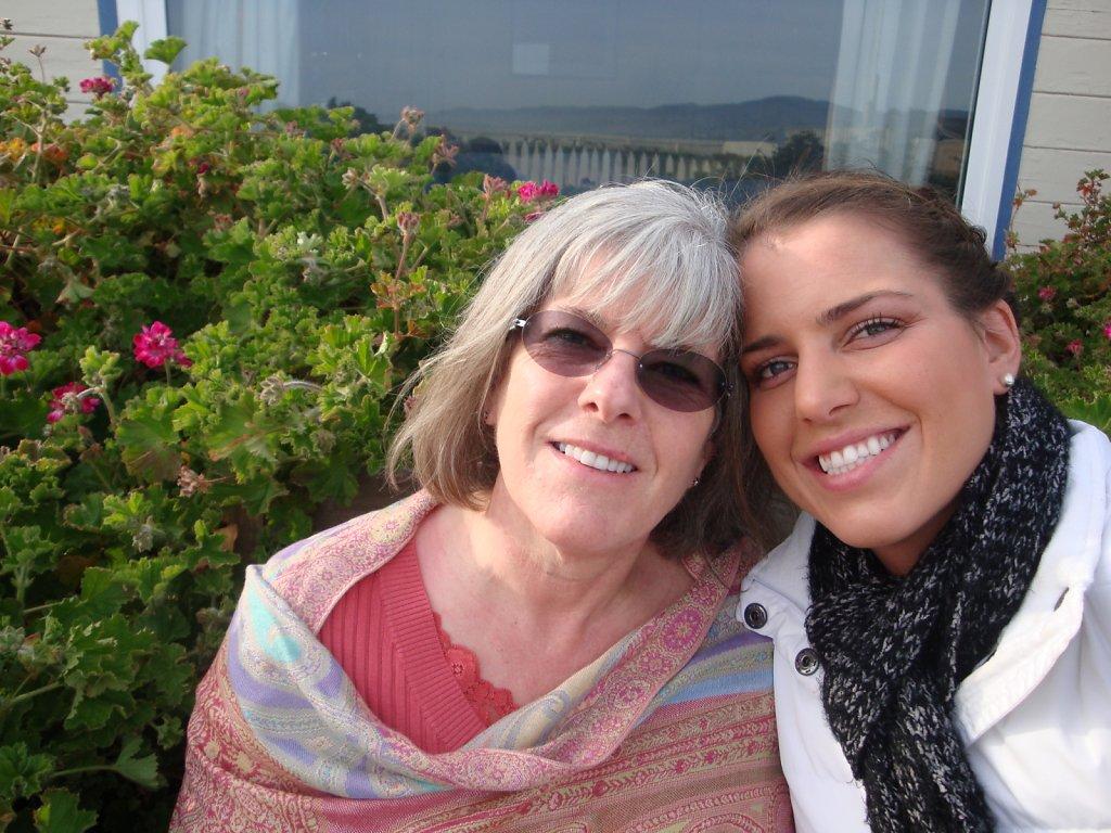20090220 - Mom's birthday in Año Nuevo