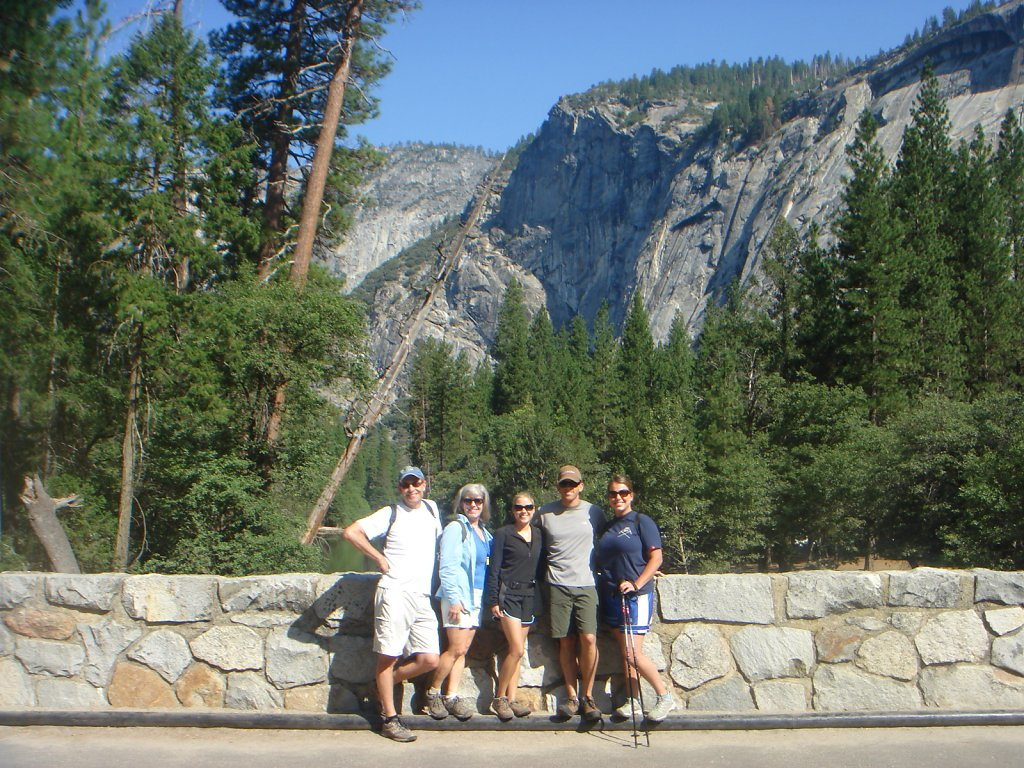 2009 - Yosemite Valley