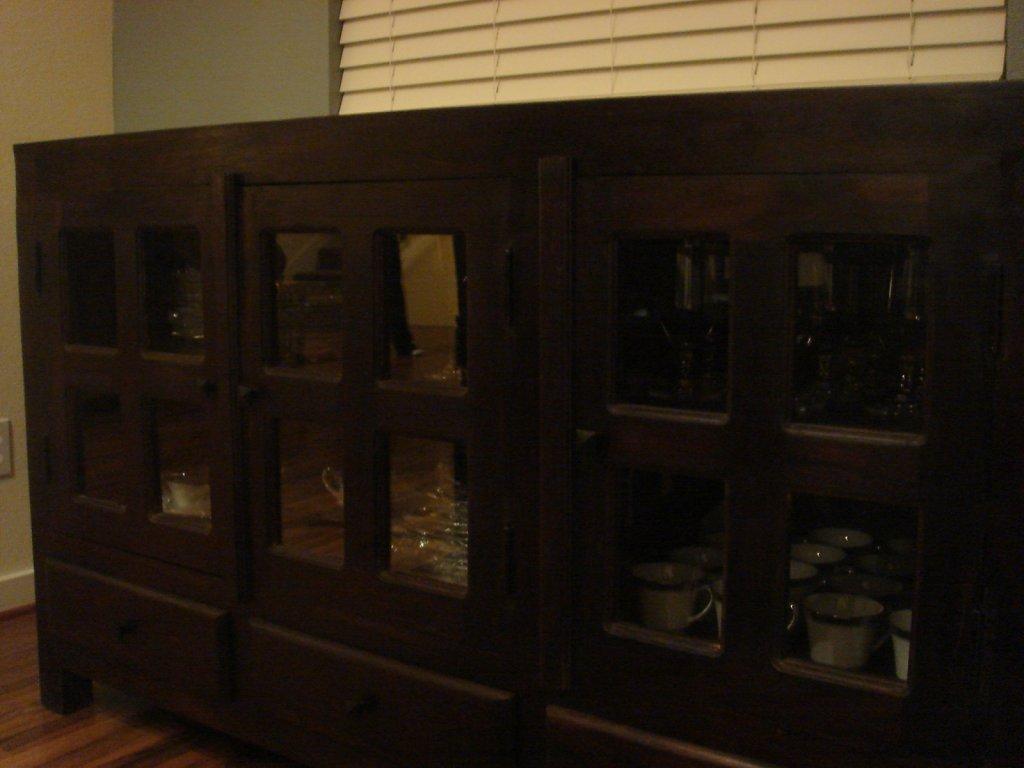 2008 - New Dining Room Set