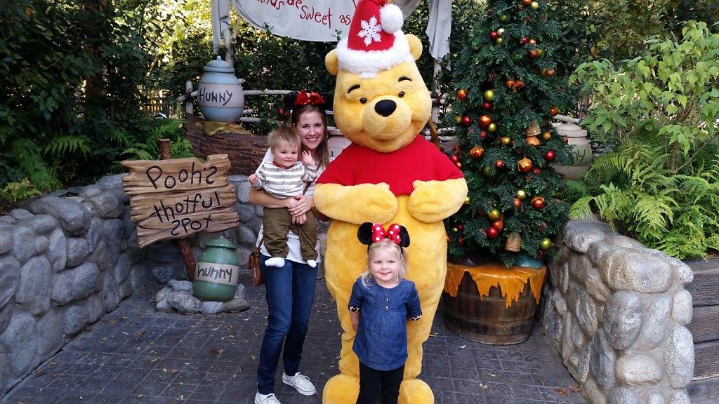 Disneyland - November 2014