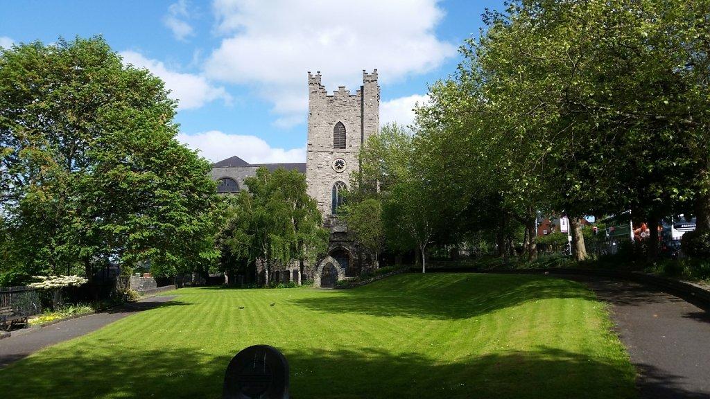 May 2015 - Dublin