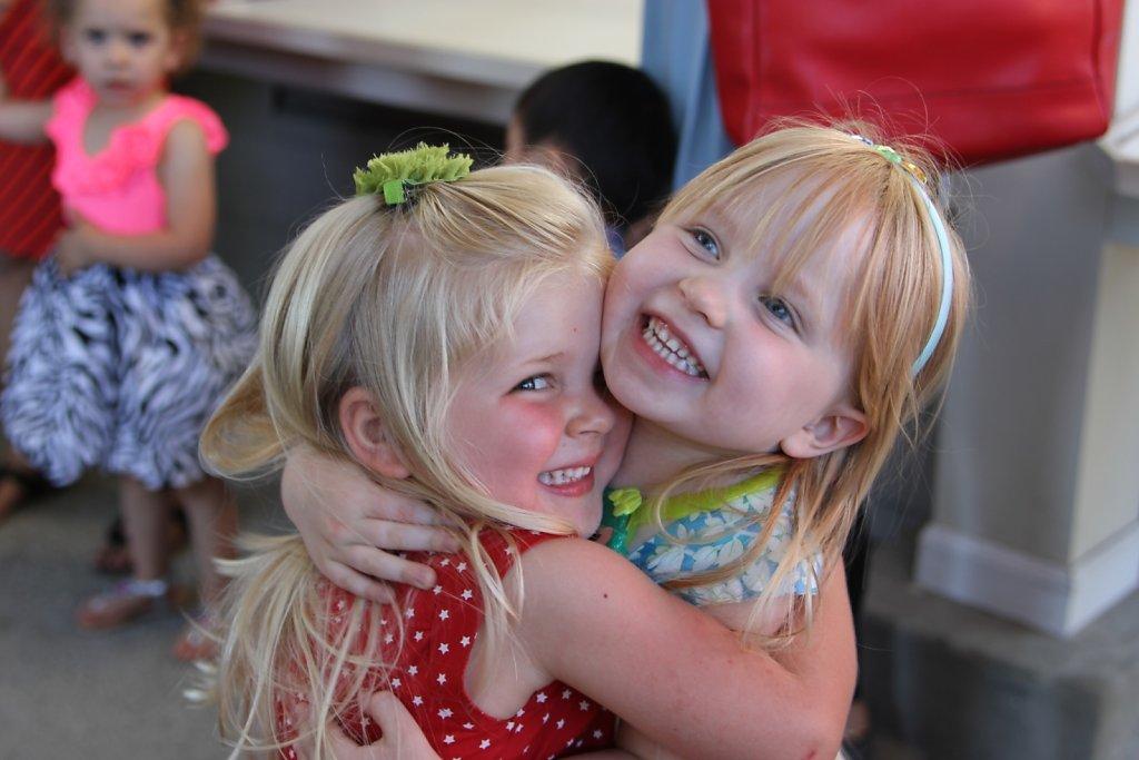 Luella's Preschool Performance