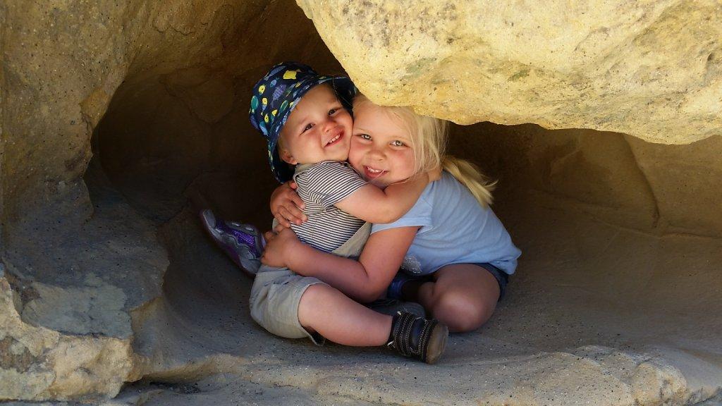 Father's Day 2015 - Rock City, Mount Diablo