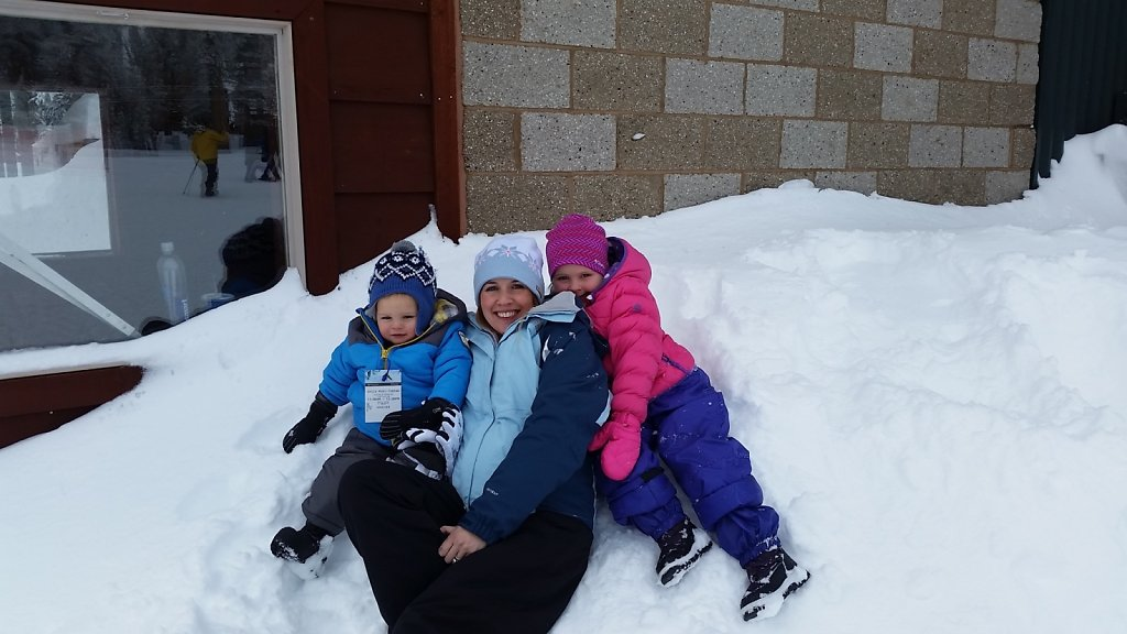 First Snow Trip