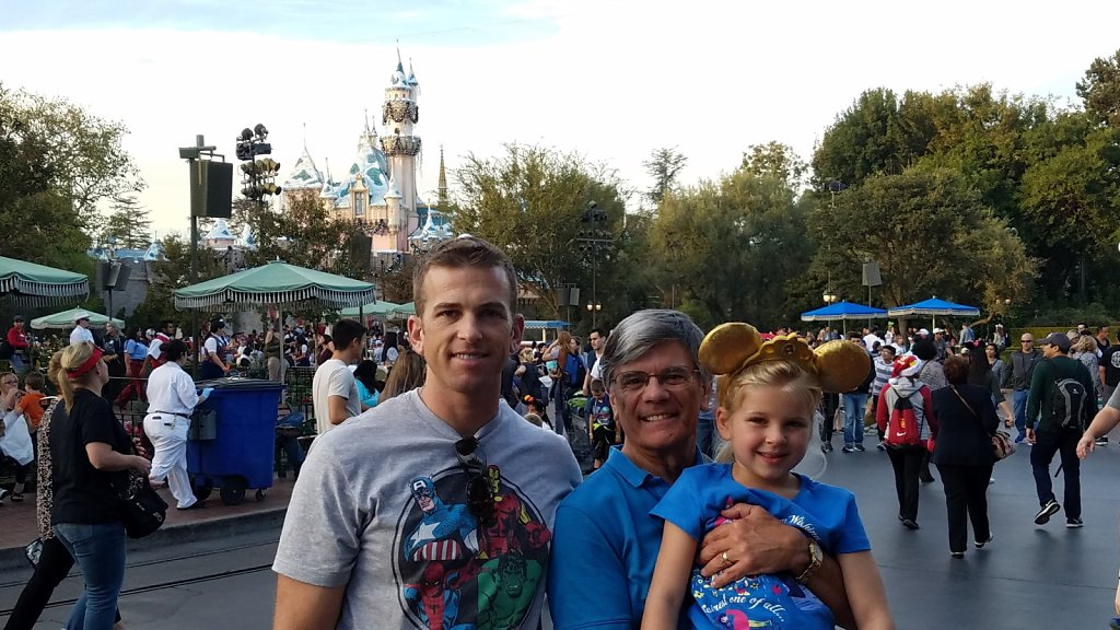 2017 - Disneyland